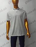 Мужская футболка Поло,Батал, MСL . PSL-26835(b). Размеры:  2XL(2),3XL,4XL., фото 2