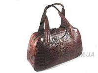 Женская сумка из кожи крокодила RIVER (BCM 542-1 Kango)