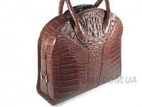Женская сумка из кожи крокодила RIVER (BCM 570-1 Kango), фото 1