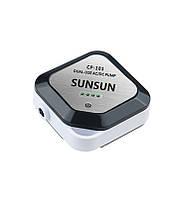 Акумуляторний компресор для акваріума автономний 1,5 л/хв SunSun Cp-101