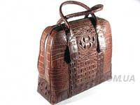 Женская сумка из кожи крокодила RIVER (BMT 702 Kango), фото 1