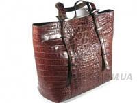 Женская сумка из кожи крокодила RIVER (FCM 146-3 Kango), фото 1
