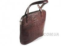 Женская сумка из кожи крокодила RIVER (FCM 75 Kango), фото 1