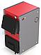 Твердотопливный котел ProTech D Luxe 30 кВт  укомплектован термометром с погружным термобаллоном, фото 2