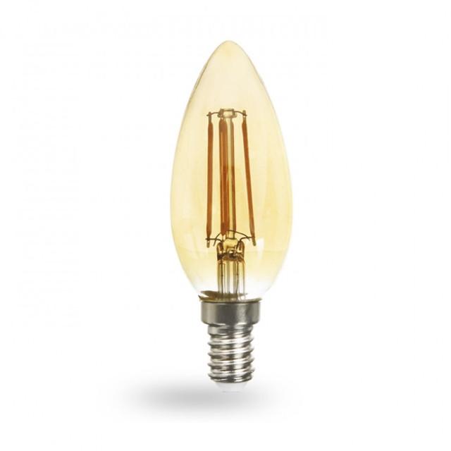 Filament (цоколь E14, E27)