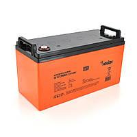 Аккумуляторная батарея MERLION GL121200M8 12 V 120 Ah (407 x 176 x 225)