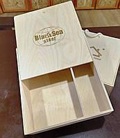 Деревянные коробки. Подарочные ящики