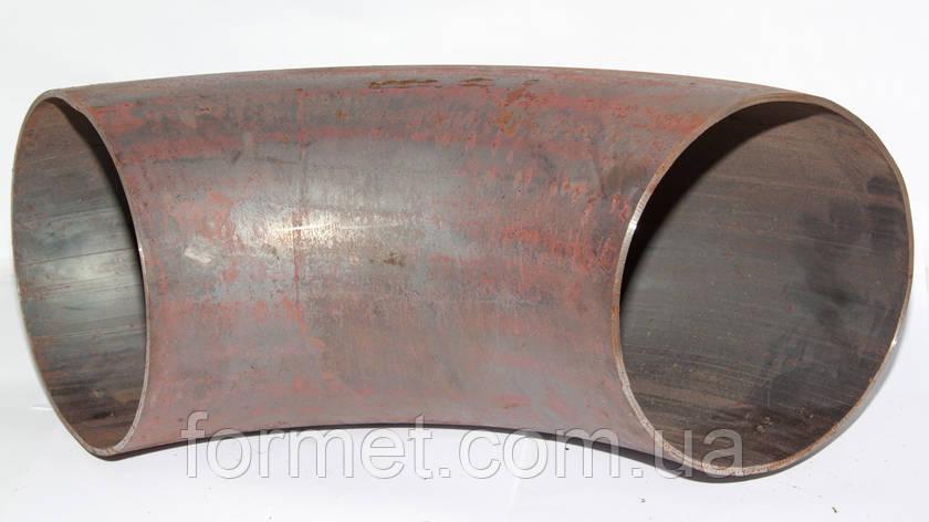 Отвод стальной 219*6,0 б/ш, фото 2