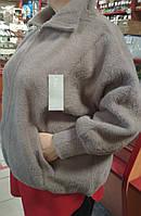 Кардиган женский с альпаки размер 58-60-62, фото 1