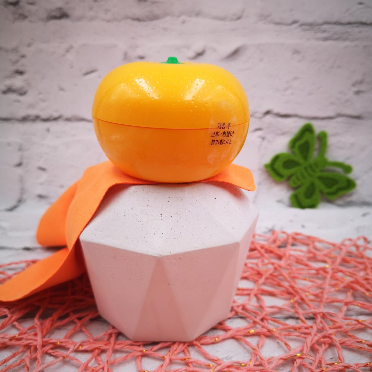 Tony Moly Увлажняющий и осветляющий крем для рук с лимоном Tangerine Whitening Hand Cream