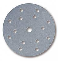 Абразивний круг Mirka Q.Silver P240 Ø150 мм 15 отворів сіро-блакитний
