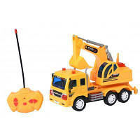 Радиоуправляемая игрушка Same Toy CITY Грузовик с ковшом (F1601Ut)