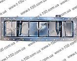 Бак радиатора нижний МТЗ-80 (70У-1301075-П) пластик, фото 2