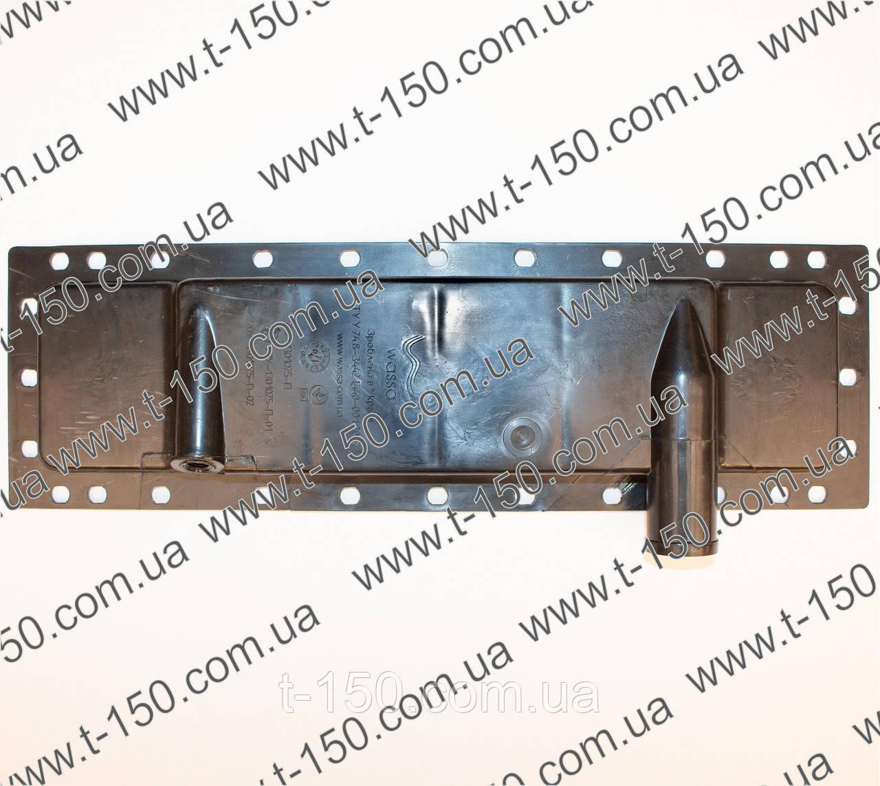 Бак радиатора нижний МТЗ-80 (70У-1301075-П) пластик