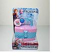 Игровой набор детская косметика - шкатулка косметичка, маникюрный набор, декоративная косметика Frozen, фото 2