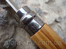Нож Opinel (опинель) Inox Natural №8 VRI Oliv (000899), фото 2