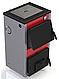 Твердотопливный котел c варочной поверхностью ProTech Econom TTП 18 кВт из котловой стали 2 мм, фото 2