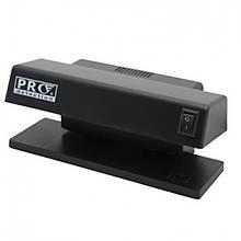 Детектор валют PRO 12 LED світлодіодний Black