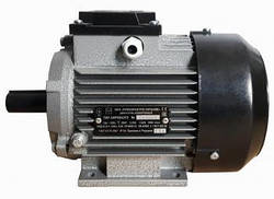Трехфазный электродвигатель АИР 80А6 0.75 кВт 1000 об\мин Харьков (Без Фланца)
