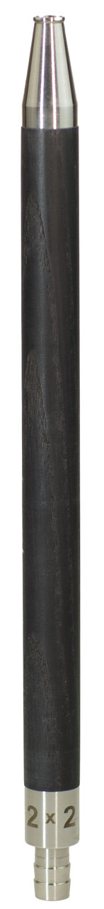Мундштук 2х2 Деревянный Black