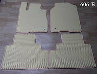 Килимки на Acura RDX (TB3, ТВ4) '13-18. Автоковрики EVA