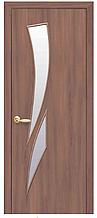 Камея - Ольха 3d (60, 70, 80, 90см). Коллекция Модерн. Межкомнатные двери МДФ Новый Стиль