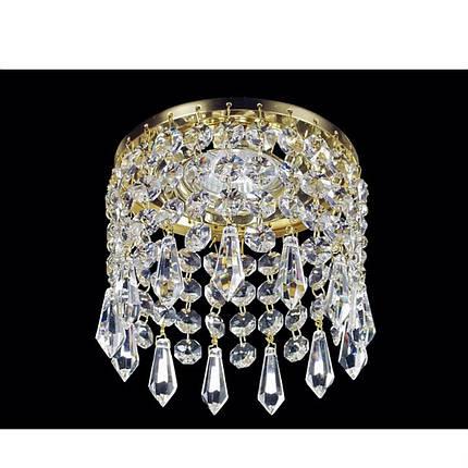 Еlite Bohemia точечный хрустальный светильник, фото 2