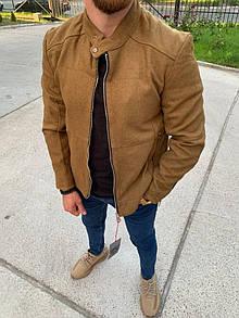 Чоловіча куртка 2021, Brown