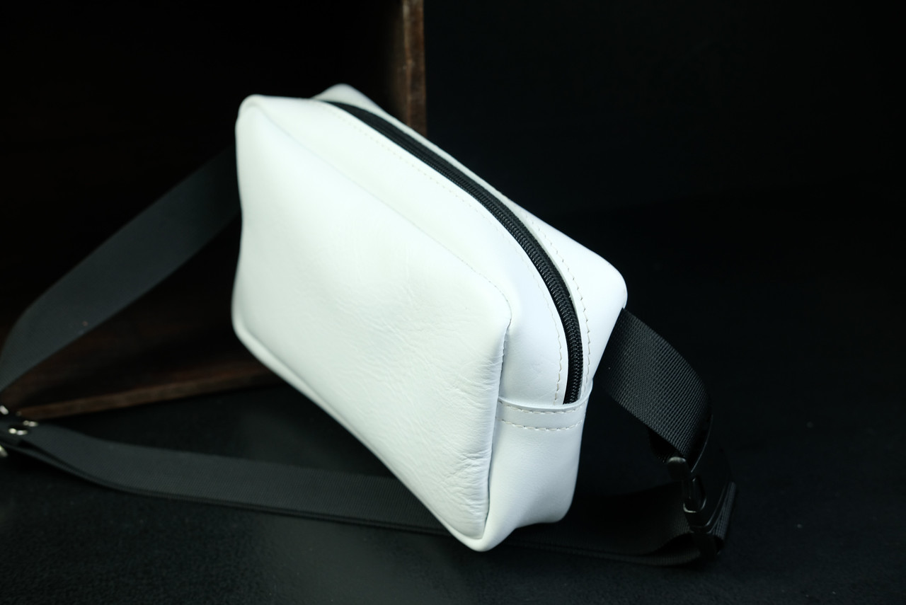 Поясные сумки женские кожаные купить