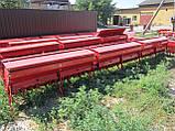 Ящик, бункер, бак зернотуковый СЗ - 5,4 СЗГ 00. 2450А в сборе, фото 2