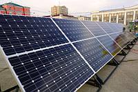 Каркасы для солнечных панелей