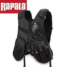 Жилет-рюкзак RAPALA Urban Vest Pack, фото 3