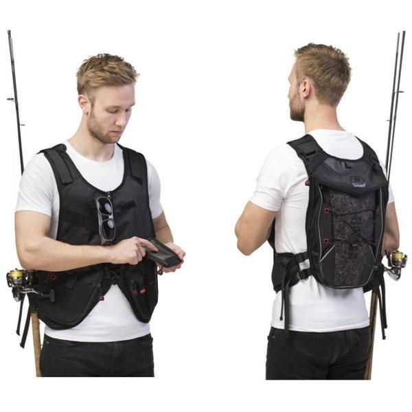 Жилет-рюкзак RAPALA Urban Vest Pack