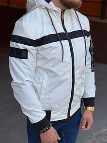 Чоловіча куртка 2021, White