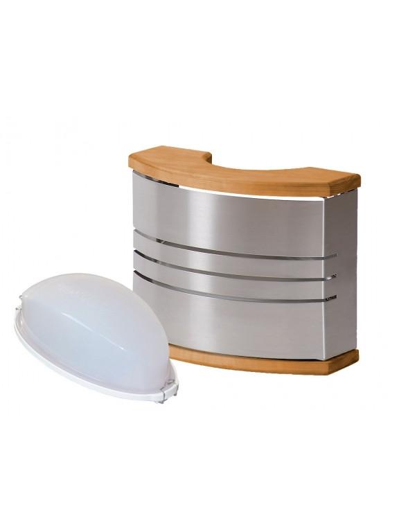 Светильник для сауны HARVIA стальной
