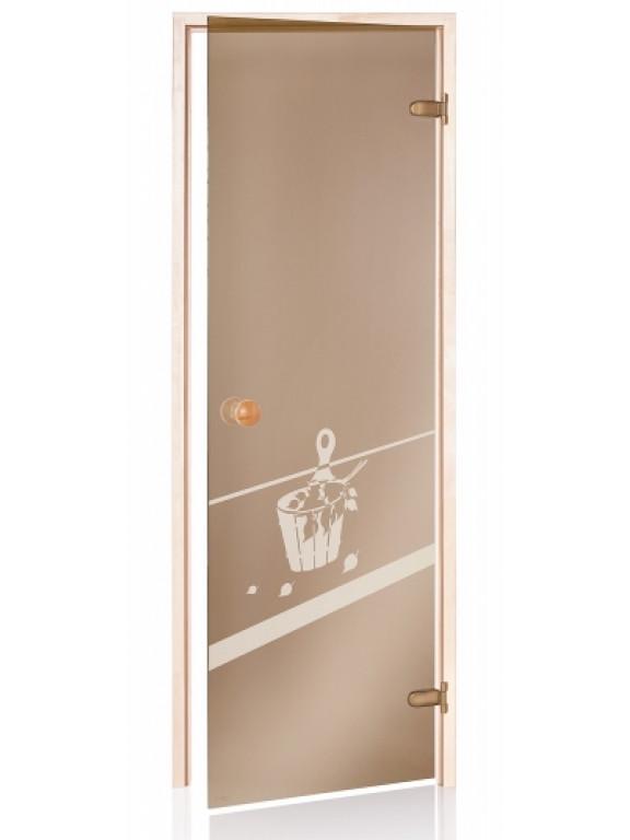 Дверь для сауны Andres (SDD-6)
