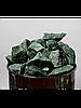 Жадеит для саун и бань колотый 20 кг, фото 2