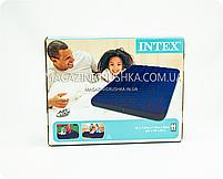 Матрас полуторный надувной Intex арт.68758. Матрас отлично подходит для отдыха на природе, моря, дома, фото 7