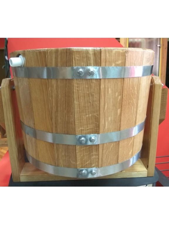 Ведро-водопад для бани 35 литров