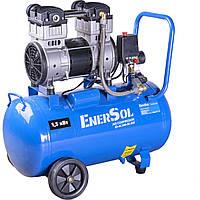 Компресор повітряний безмасляний EnerSol ES-AC240-50-2OF