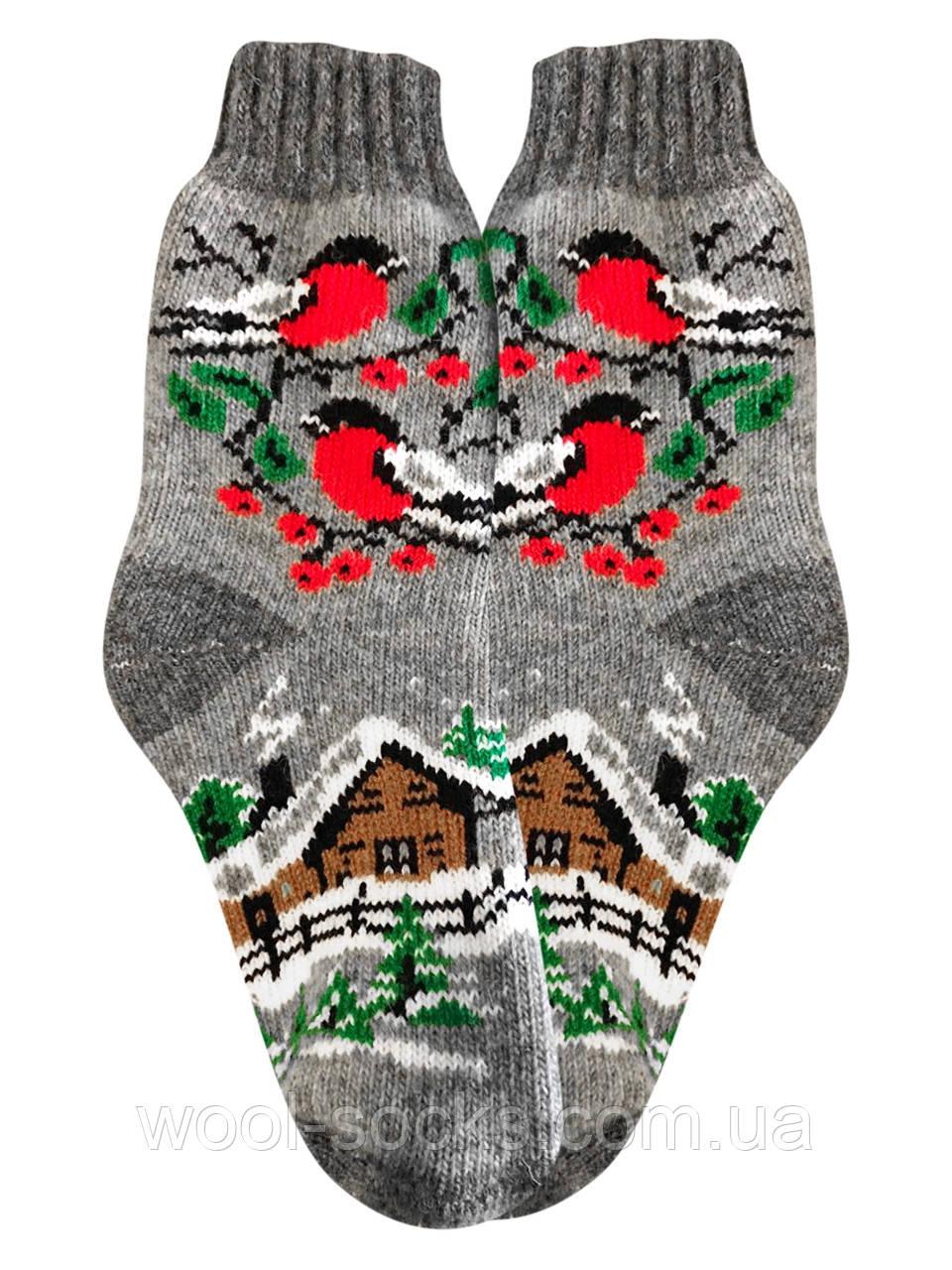 Ангоровые носки женские