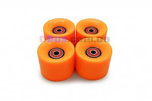 Колеса для Пенни борда CLASSIC матовое Оранжевое (2T7043)