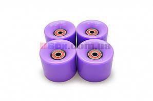 Колеса для Пенни борда CLASSIC матовое Фиолетовое (2T7043)