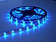 Светодиодная LED лента 5050 Голубая RW, фото 2