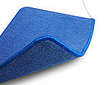 Коврик с подогревом 430мм х 530 мм (синий) Солрей, фото 4