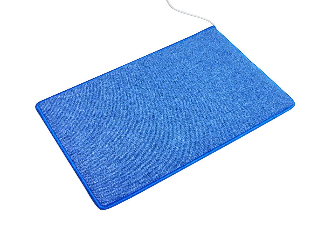Коврик с подогревом 830мм х 530 мм (синий) Солрей