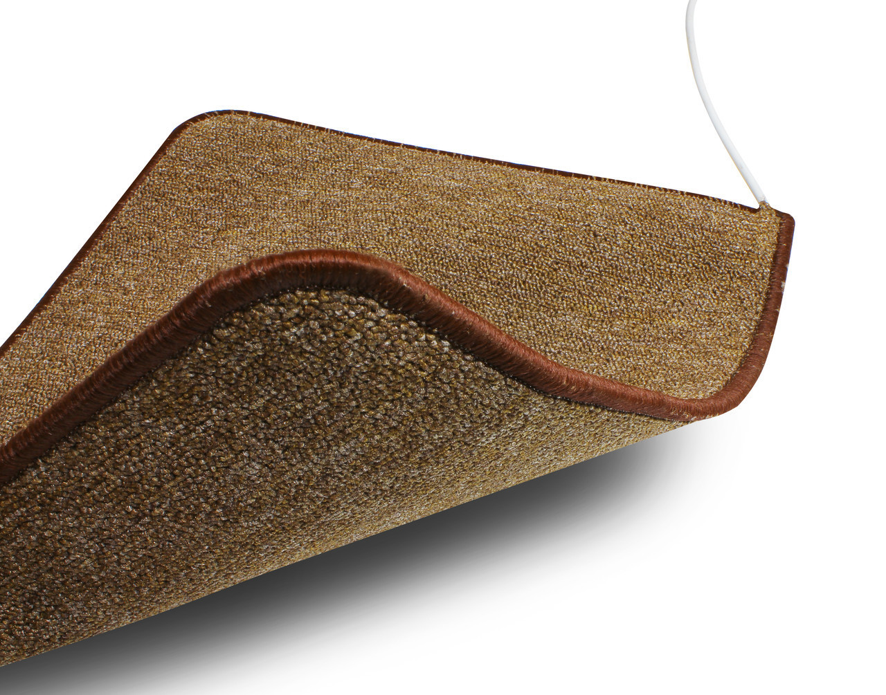 Теплий килимок Solray 530*1830 мм (Коричневий)