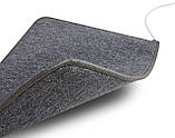 Теплий килимок Solray 530*1830 мм Сірий, фото 3