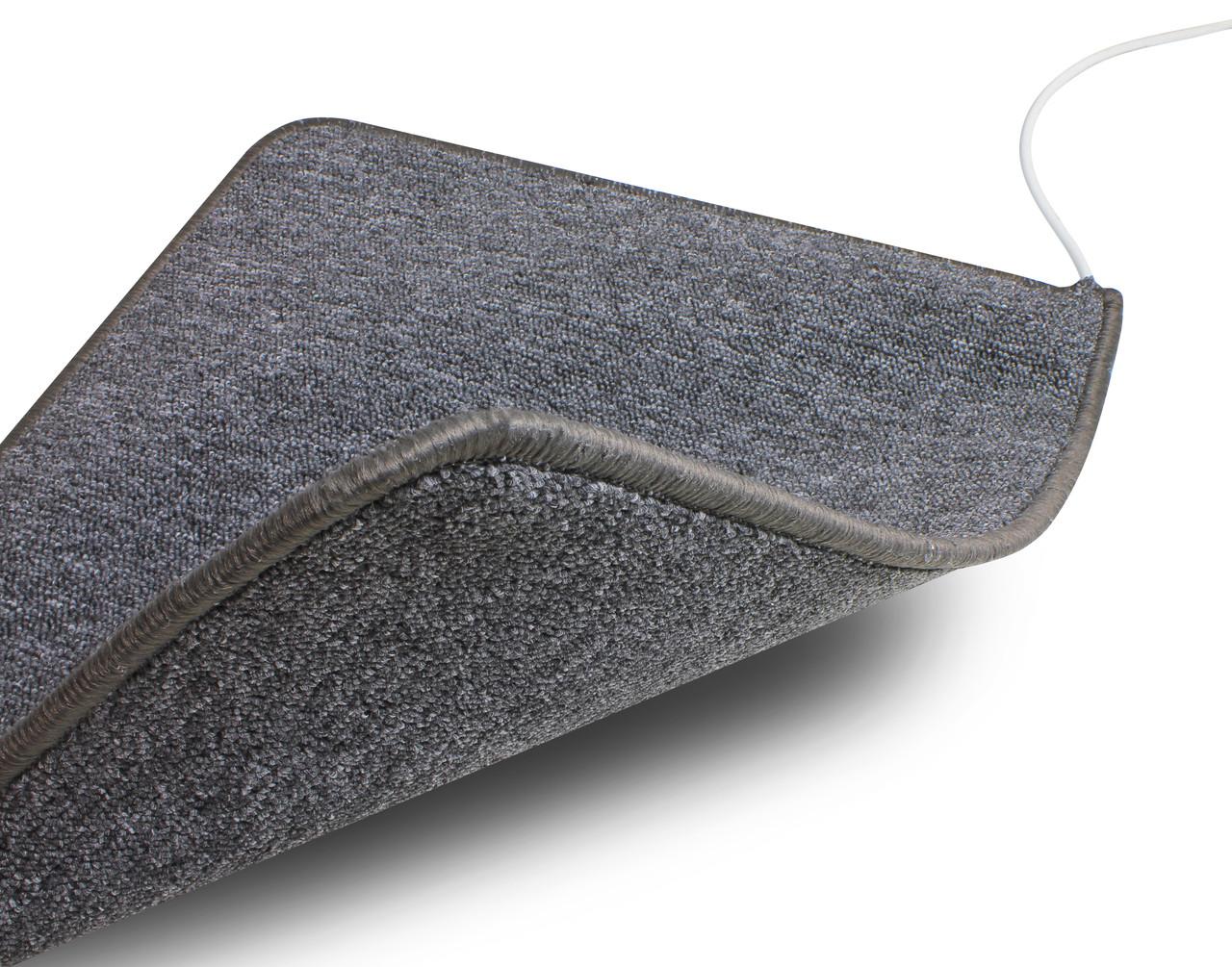 Теплий килимок Solray 830*230 мм (Сірий)