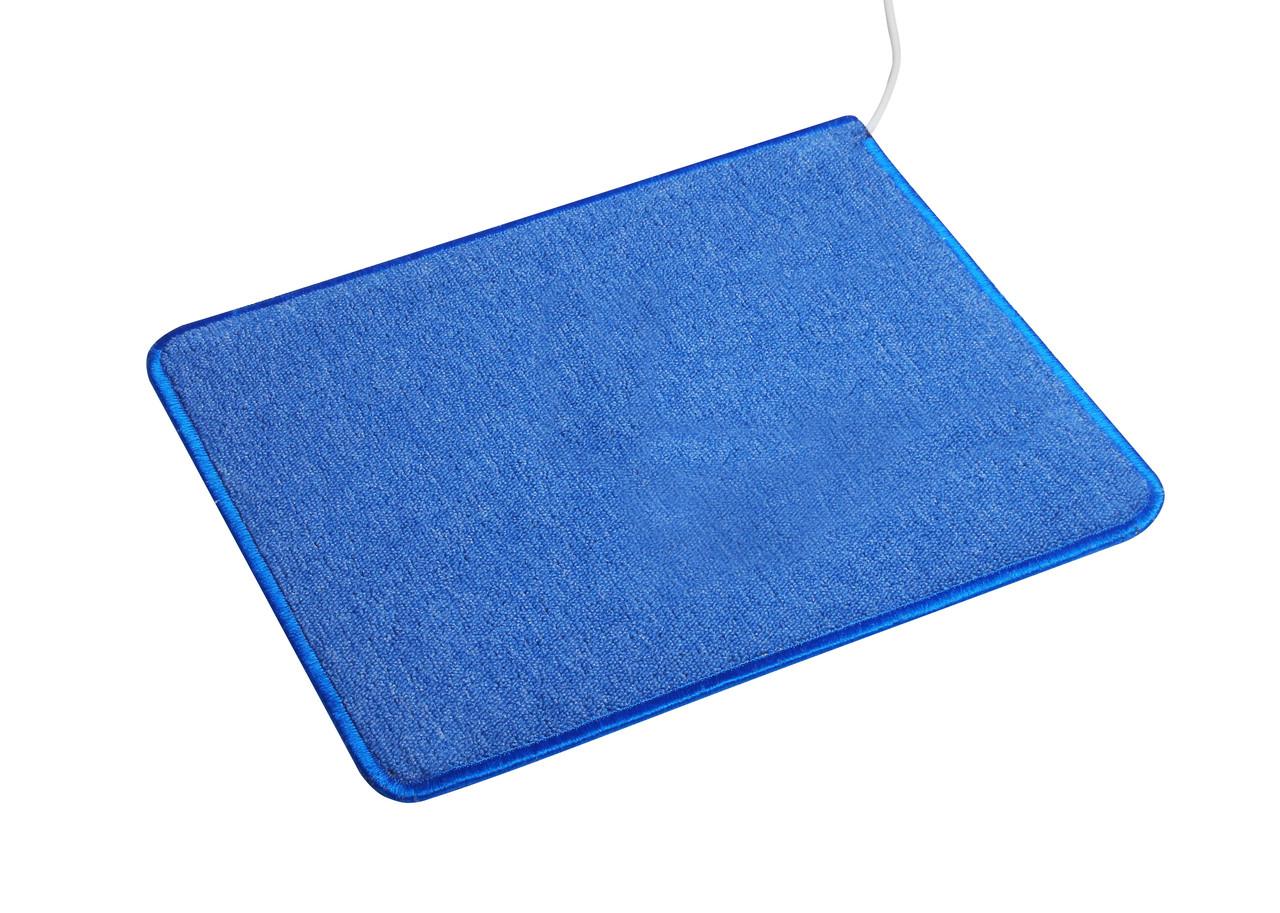 Теплий килимок Solray 1030*1430 мм (Синій)